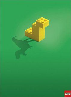 Funny ads of Lego | Прикольная реклама конструкторов Lego