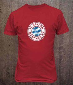 Bayern munich FC Football Soccer t shirt Germany from World soccer t shirts b7dc28223