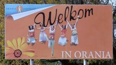 Apartheid lives on in South Africa: Orania is a whites-only town