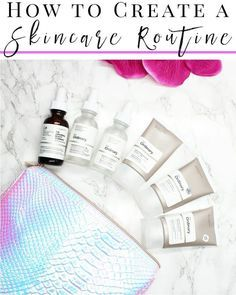 How to Create a Skincare Routine with the Ordinary. I show you how to create skincare routines for dry skin, rosacea, sensitive skin, acne prone skin, oily skin, and aging skin. You can create a complete day and night routine for $44! Sensitive Skin Care, Oily Skin Care, Acne Prone Skin, Skin Care Regimen, Anti Aging Skin Care, Natural Skin Care, Skin Care Tips, Skin Tips, Natural Beauty