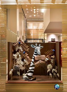 "HERMES, Manama, Bahrain, Middle-East, ""When you're a giraffe and you get criticized by turtles, just remember, they're just reporting the view from the level they're on"", creative by Flying Elephants Events, pinned by Ton van der Veer"