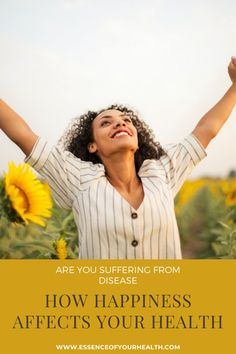 When you carry negative thoughts and feelings too long, it can manifest physically. Learn how the lack of happiness and joy in your life can affect your health and wellbeing. Also, discover the tools and motivation to heal yourself. #meditate #healthylifestyle #behappy #change #psych-k #health #tips #eatclean #immunity #healthyliver Happiness Comes From Within, Finding Happiness, Tips To Be Happy, Are You Happy, Thoughts And Feelings, Negative Thoughts, Healthy Liver, Emotional Stress, Happy Today