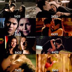 [delena + season finales] The fact that half of these are them losing each other makes me