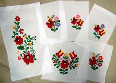 Hungarian Embroidery, Hobbit, Folk Art, Artsy, Popular Art, The Hobbit