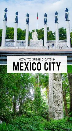 Mexico is one of the world's most popular vacation destinations, with the Riviera attracting same tourism numbers as entire countries of Brazil and Argentina combined. But many travelers avoid Mexico City for its bleak reputation, seeing it as somewhere to be skipped out altogether. True, Mexico's sun and palm-lined sand beaches are drop-dead gorgeous, but Mexico City deserves a chance. Here's how to spend 3 days in Mexico City.
