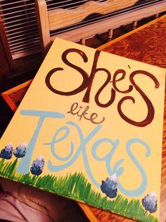 Josh Abbott Band- She's Like Texas