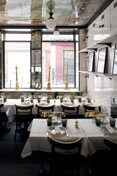 Anahi Restaurant in the Marais in Paris | Remodelista