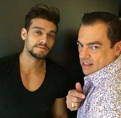 De cabelo novo Lucas Lucco aqui no MG Hair Design