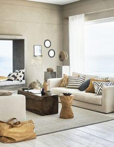 Interieur blog / woon column Oker geel in je interieur - interieurtrends 2018 Maison Belle Beeld: H&M Home