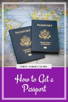 I am writing this post specifically for the Americans who have yet to get a passport. Applying for a US passport for the first time is pretty straightforward, so I'll use this post to walk through the steps. #passport #internationaltravel #uspassport #travel #vacation