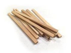 1:12 Scale Mini Lumber - 2x4 (Dozen)