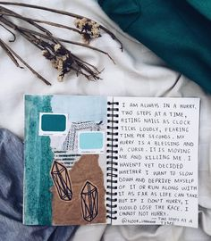 — Two Steps At A Time // writing journal entry # 42 (by noor unnahar instagram https://www.instagram.com/noor_unnahar/)  // words, quotes, journal, art journal, journaling, inspiration, flatlay, tumblr white aesthetics, scrapbooking, creative photography //
