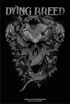 Five Finger Death Punch ~ Dying Breed on Behance