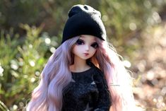 Luna ♥ | by Siniirr Jasmine, Wigs, Winter Hats, Crochet Hats, Fashion, Hair Wigs, Moda, La Mode, Fasion