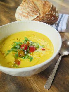 ... Soup from Stephanie Izard | Pumpkin Love | Pinterest | Pumpkin Soup