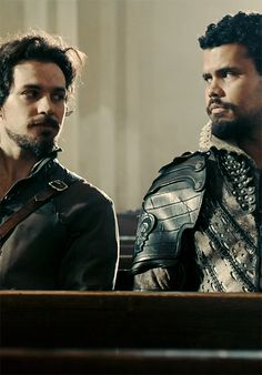 Aramis and Porthos (The Musketeers)