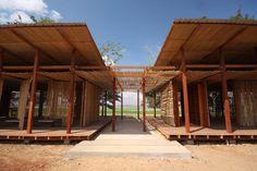 Thon Mun Community Centre on Architizer