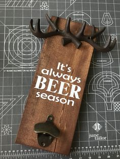 40 Super Ideas For Diy Gifts For Men Hunting Hunters Birthday Gift For Him, Unique Birthday Gifts, Dad Birthday, Birthday Quotes, Birthday Cards, Diy Gifts For Dad, Cool Gifts, Housewarming Gifts For Men, Homemade Gifts