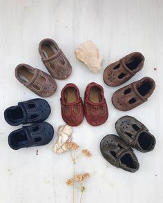 I really love All the neutral colors in this new collection All of neutral tones available in t-straps, Moccs, loafers and two tone loafersshop our site now!