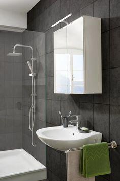 Spiegelschrank Weiß online kaufen ➤ mömax Bathroom Lighting, Modern, Wordpress, Sink, Mirror, Furniture, Home Decor, Blog, Engineered Wood