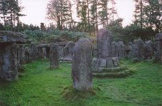 Druid Temple - North Yorkshire - England