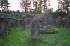Druid Temple - North Yorkshire - England