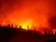 A – A Message from our Mother Gaia – about the current California Fires burning in Malibu and Paradise. Gaia, 18th, Author, California, Fire, Messages, Celestial, Sunset, Writers