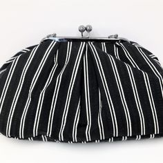 Unique Handmade Fabric Bag ( The super clutch to give a personal and charming touch to your daily style. Made from cotton fabric with striped twill interior and comfortable glove pocket. Handmade Fabric Bags, Daily Style, Glove, Daily Fashion, Drawstring Backpack, Cotton Fabric, Touch, Pocket, Unique