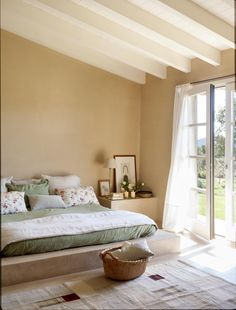 20 Bedroom Paint Ideas for Your Dream Bedroom. Boys Bedroom Paint Ideas How to Paint a Bedroom, Master Bedroom Paint Ideas. Boys Bedroom Paint, Bedroom Paint Colors, Room Colors, Dream Bedroom, Bedroom Decor, Master Bedroom, California Bedroom, Paint Your House, Simply Home