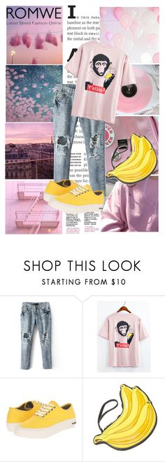 """""""Untitled #196"""" by mariana-fifi-cardoso ❤ liked on Polyvore featuring Chicnova Fashion and SeaVees"""