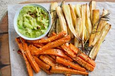 Healthy Chips and Dip Recipe - Expert Nutritionist Jessica Sepel