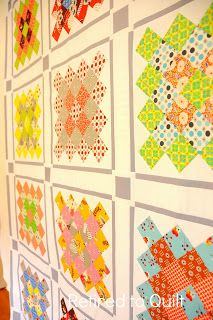 Retired to Quilt: Blogger's Quilt Festival-Who's Your Granny?