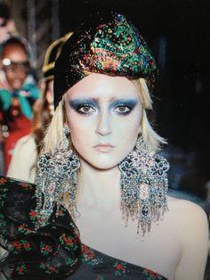 Gucci Resort 2017 早春系列彩妝分享 @ CC makeup 彩妝師 彩妝教學 彩妝造型 彩妝造型服務 :: 痞客邦 PIXNET ::