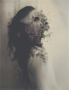 Psyche, artwork by Leslie Ann O'Dell.