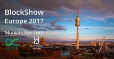 Join #BlockShow2017 , meet DECENT in Munich on April 6th and witness the future of decentralized solutions with us!