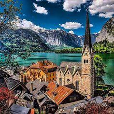 Hallstatt,Austria.