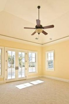 How to Install Crown Molding on Cathedral Ceilings