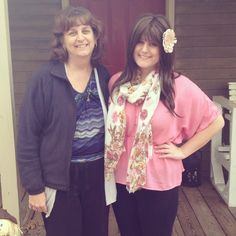 My mother, my caregiver, I love her more than anything.