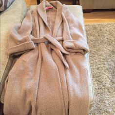 """Ungaro Couture Coat Ungaro Couture Coat 73% alpaca 22% Lana wool and 5% polianore nylon . There is a tie but no buttons to keep it closed. Pocket on each side and I showed in the pictures how there is a slit on both sides. The length is 50""""  the width is about 22""""   23"""" from top of shoulder to the cuff. The slots are 20"""". It's a heavy coat and feels like wool Ungaro Couture Jackets & Coats"""