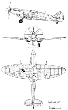 Spitfire+blueprint.gif (774×1246)