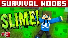 Minecraft help: See how to get slime to spawn easy Minecraft Survival, Biomes, Spawn, Slime, How To Get, Entertaining, Check, Easy, Youtube
