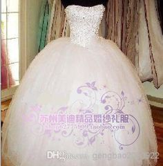 Hot Sale Wedding Bridesmaid Dress Toast Ball Gown Wedding Dresses | Buy Wholesale On Line Direct from China AU$77
