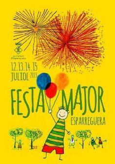 Festa Major d'Esparreguera (juliol 2013)
