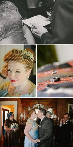 Stacy & Russ Real Vermont Wedding Inspiration | Intimate and Small Wedding at a Victorian Inn | Vermont Bride Magazine