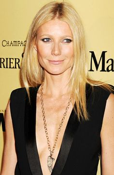 gwyneth paltrow strikes me as the type of celeb to go for. appeal to older and younger people, classy and hip. great skin.