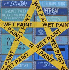Humorous Realistic Paintings by Robert C. Jackson