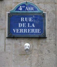 rue de la Verrerie - Paris 4e