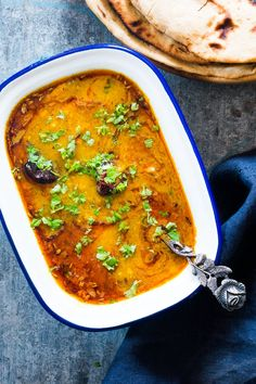 Learn how to make the restaurant favourite dal tadka, dhaba style! Easy instructions for spicy, smoky, garlicky punjabi dhaba dal tadka.