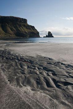 Talisker Bay - Isle of Skye, Scotland