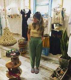 """128 curtidas, 8 comentários - Fernanda Abbiati (@fernandaabbiati) no Instagram: """"De hoje ☀️🌵🌸 look: @saynalovers  #saynalovers #saynalôporaí #lookoftheday #dehoje #cariocandonorio…"""""""